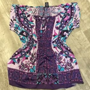 New Directions Blouse Size PM